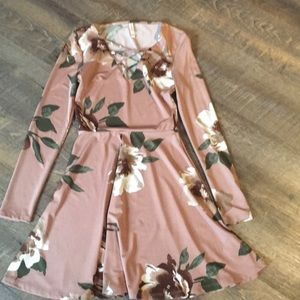 Brand new without tags never worn floral dress